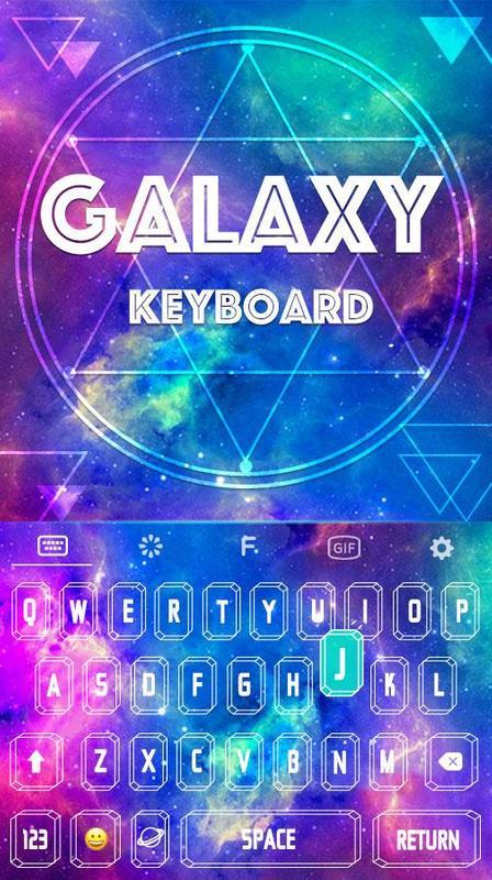 Color Keyboard Galaxy Theme 安卓APK下载,Color Keyboard Galaxy ...