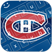Montreal Canadiens Keyboard Theme icon