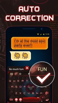 Tech Keyboard Theme apk screenshot
