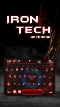 Tech Keyboard Theme poster