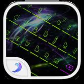 Emoji Keyboard-Neon Light icon