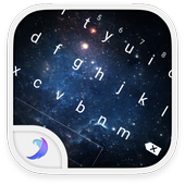 Emoji Keyboard-Night Sky L icon