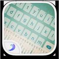 Emoji Keyboard-Antique Lace
