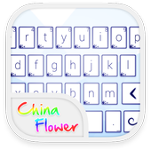 Emoji Keyboard-China Flower icon