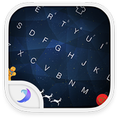 Emoji Keyboard-Christmas Eve icon