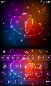Emoji Keyboard-Closer Heart poster