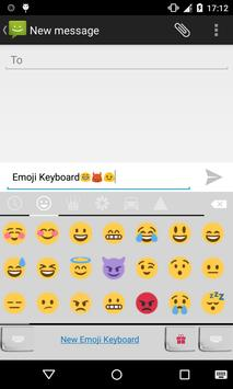 Emoji Keyboard-Letter Paper screenshot 2