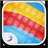 Emoji Keyboard-Primary Colors icon