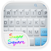 Emoji Keyboard-Sugar Square icon