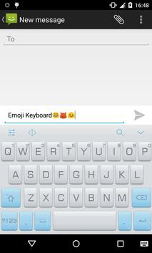 Emoji Keyboard-Sugar Square screenshot 1