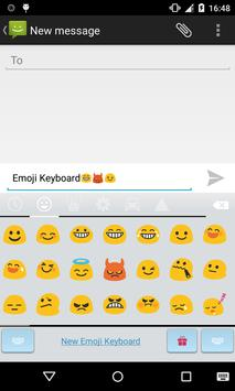 Emoji Keyboard-Sugar Square screenshot 2