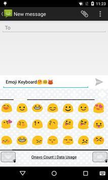 Emoji Keyboard-The Dog Story screenshot 2