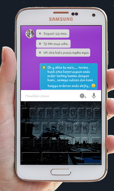 Keyboard Emoji Sniper Camera Theme for Android - APK Download