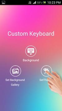 New Keyboard for iphone X Emoji screenshot 4