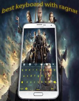 keyboard the legend of ragnar the viking poster