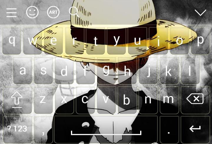 Keyboard For Luffy One Piece 2018 For Android Apk Download