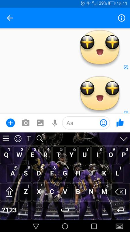 0bc82a8ee Keyboard For Baltimore Ravens poster Keyboard For Baltimore Ravens  screenshot 1 ...