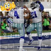 🏈 Dallas Cowboys Best Keyboard 2018 icon