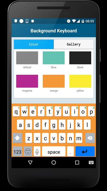 Download keyboard ios 7 for android