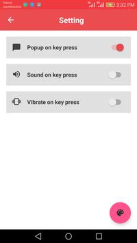 Farsi Keyboard Lite screenshot 3
