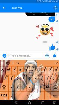 Keyboard for NBA 2K18 New screenshot 2