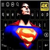Superman Keyboard HD icon