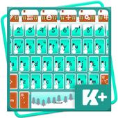 Winter Keyboard icon