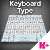 Keyboard Type icon