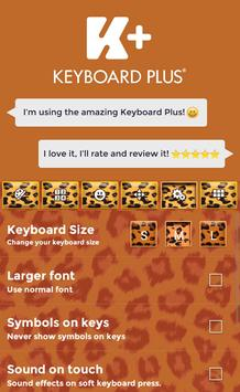 Keyboard Cheetah screenshot 4