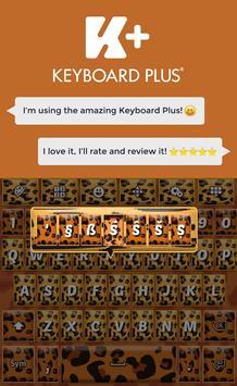 Keyboard Cheetah screenshot 5