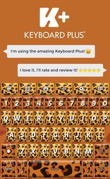 Keyboard Cheetah apk screenshot