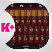 Vintage Keyboard icon