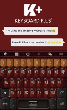 Vintage Keyboard apk screenshot