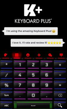 Neon Keyboard screenshot 3