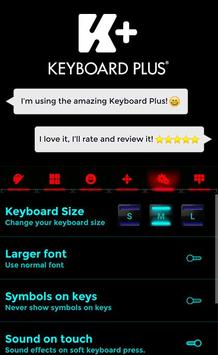 Neon Keyboard screenshot 6