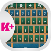 Back to School Keyboard icon
