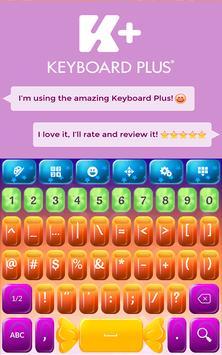 Keyboard Candy apk screenshot