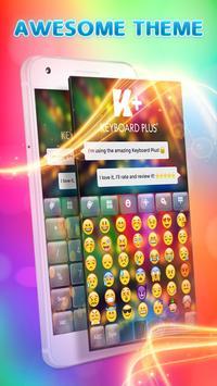 Color Flash Keyboard apk screenshot