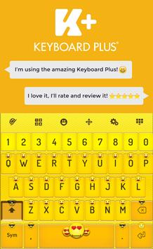 Emoji Keyboard screenshot 1