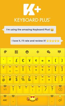 Emoji Keyboard screenshot 2