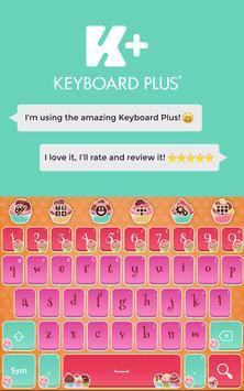 Sweet Keyboard poster