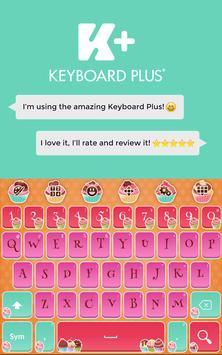 Sweet Keyboard apk screenshot