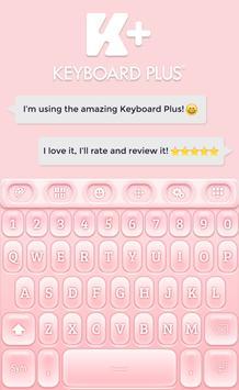 Keyboard Pinky apk screenshot