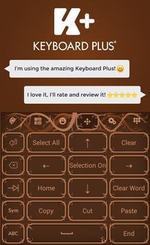 Keyboard Roots apk screenshot