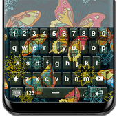 Cute Butterfly Keyboard Themes icon