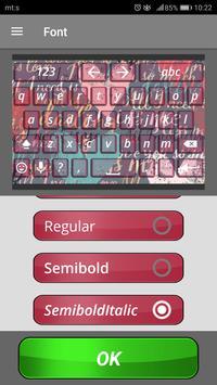 Love Keyboard Themes Free screenshot 2