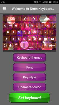 Neon Keyboards screenshot 8