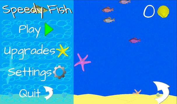 Speedy Fish apk screenshot
