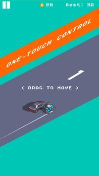 Overtake King poster