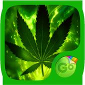 Rasta GO Keyboard Theme icon